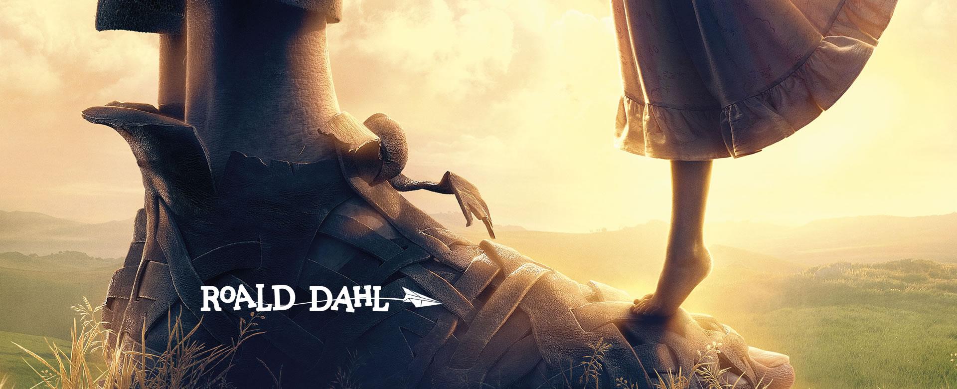 Roald Dahl - BFG -Marele Urias Prietenos