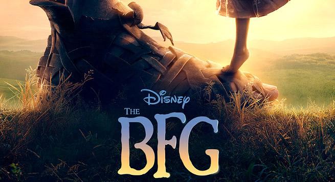 BFG - Marele Uriaș Prietenos - Walt Disney Pictures