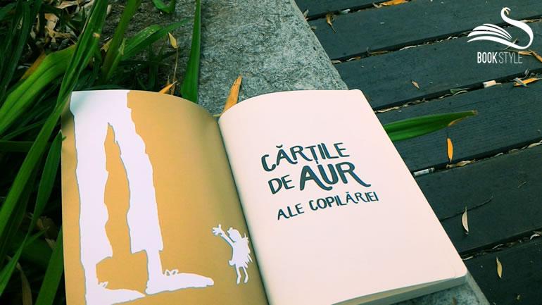 Cartile de aur ale copilariei - Roald Dahl - BFG