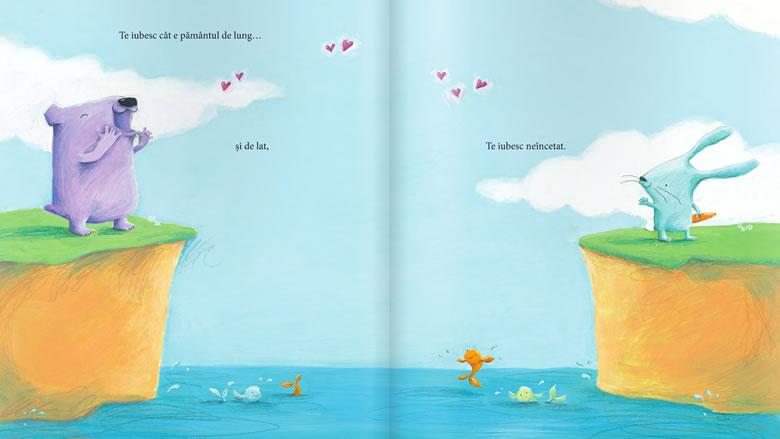 Te iubesc zi și noapte - Smriti Prasadam-Halls - Editura Pandoram - Colecția Panda - 978-973-1989-92-1