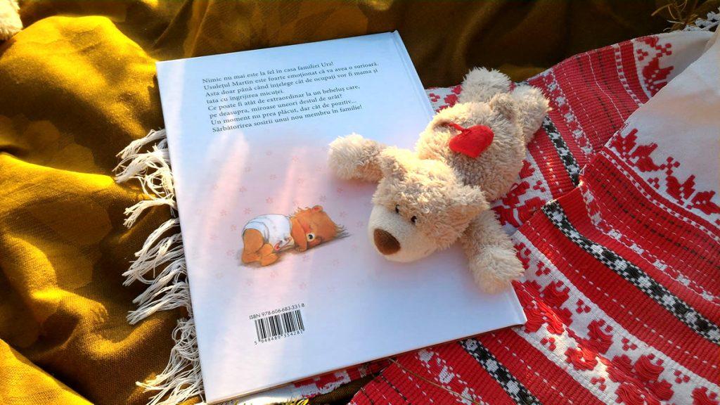 Am o surioară! Catherine Leblanc și Eve Tharlet, carte ilustrată educativă, editura DPH