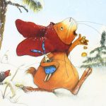 Craciun fericit, Matei! de Brigitte Wenninger si Eve Tharlet - Editura Nemi
