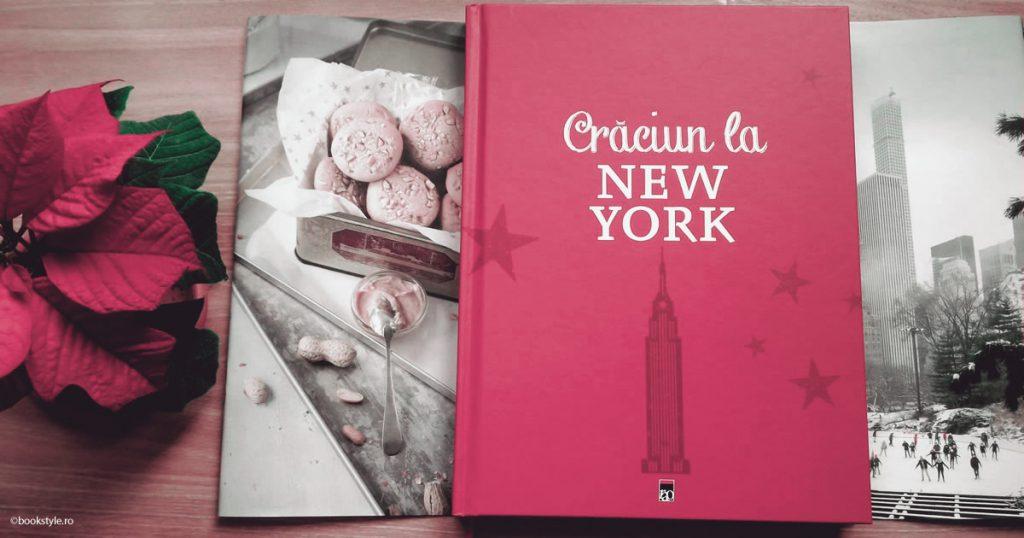 Craciun la New York - Editura RAO - Lisa Nieschlag - Lars Wentrup | Carte de povesti si retete pentru Craciun si Anul Nou | ISBN 9786068516172