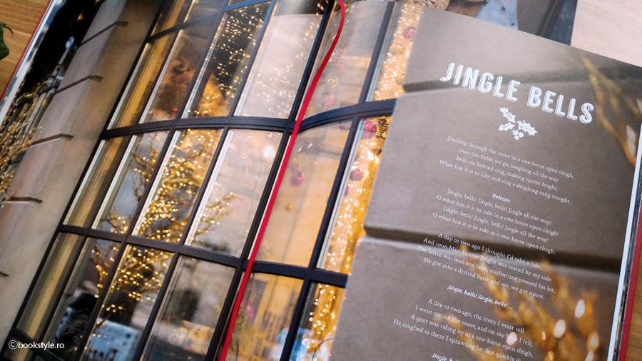 Craciun la New York - Editura RAO - Lisa Nieschlag - Lars Wentrup | Carte de povesti si retete ISBN 9786068516172 Cina de Crăciun