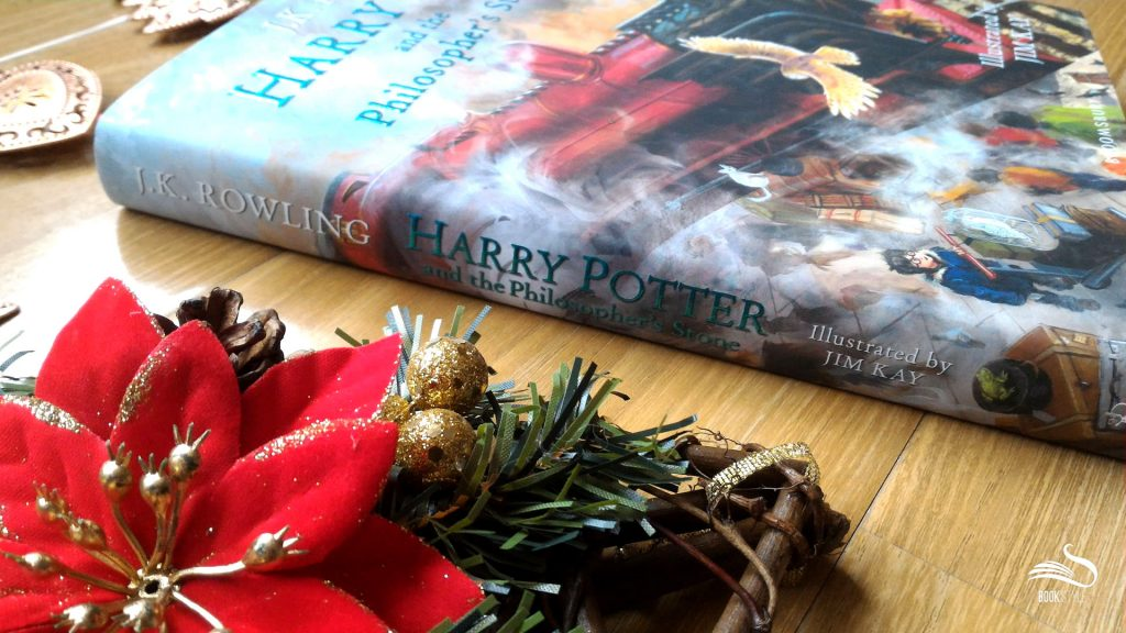 Harry Potter and the Philosopher's Stone - Illustrated Edition - Jim-Kay - Bloomsbury - ISBN 9781408845646