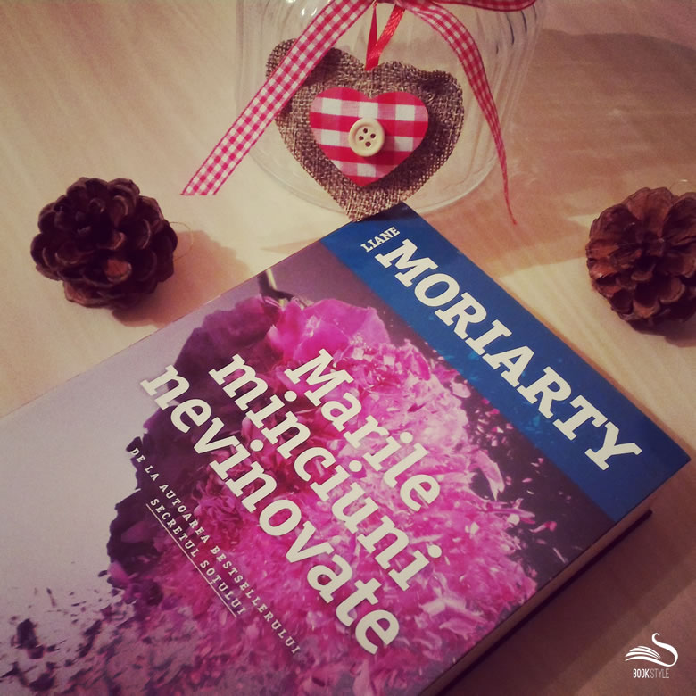Marile minciuni nevinovate | Big Little Lies - Liane Moriarty - Editura Trei - Colectia Fiction Connection - ISBN: 978-606-719-325-1