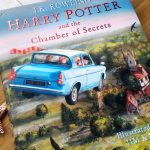 Harry Potter and the Chamber of Secrets - Illustrated Edition - Harry Potter si Camera Secretelor - Carte ilustrata - Bloomsbury ISBN 9781408845653 Jim Kay JK. Rowling