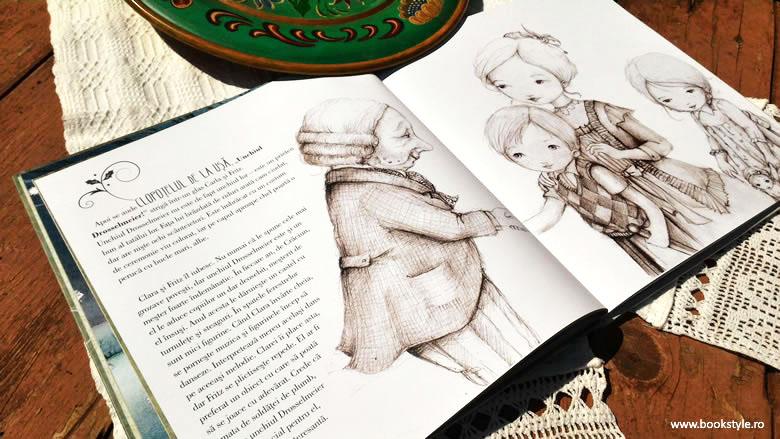 Spargatorul de nuci, de An Leysen, Editura Univers Enciclopedic ISBN: 978-606-704-319-8