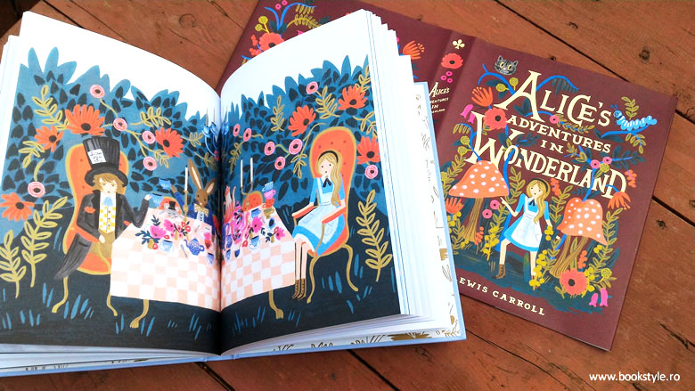 Alice's Adventures in Wonderland, Penguin Edition Puffin Classics