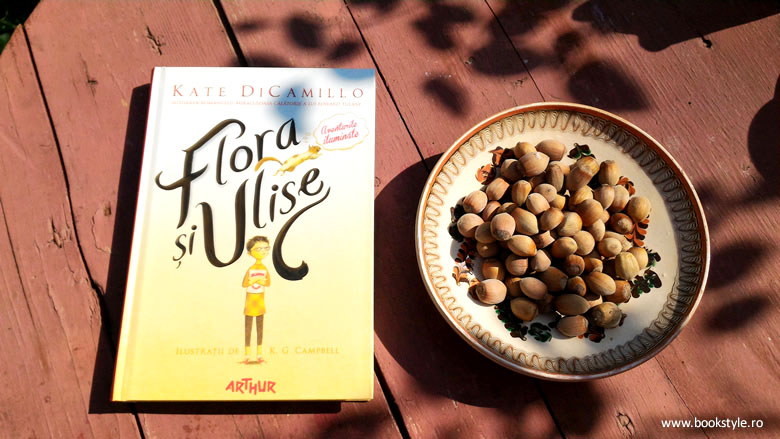 Flora şi Ulise. Aventurile iluminate Kate DiCamillo
