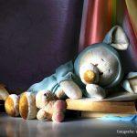 Cărți pentru copii, Fotografie de Victoria Ivanova, ursuleți citind