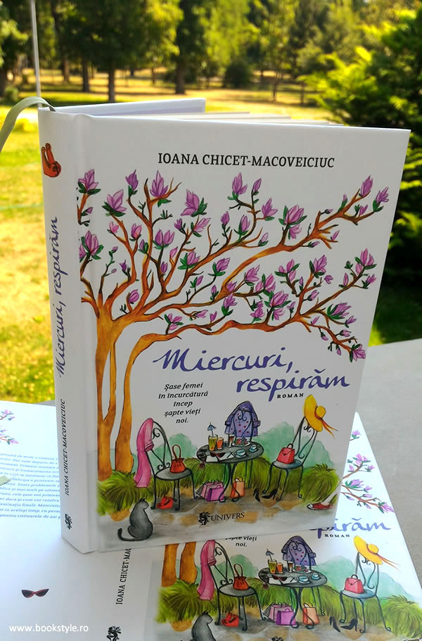 Miercuri, respirăm, de Ioana Chicet-Macoveiciuc