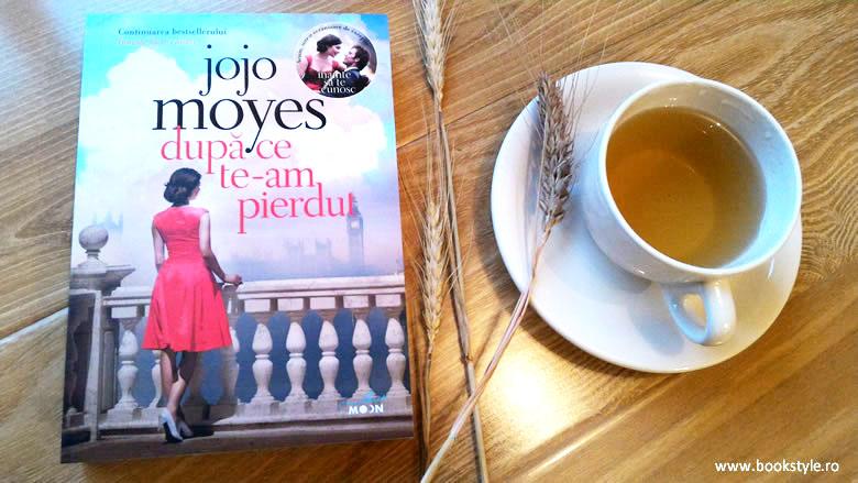 După ce te-am pierdut, Jojo Moyes - After you - Editura Litera Recenzie carte