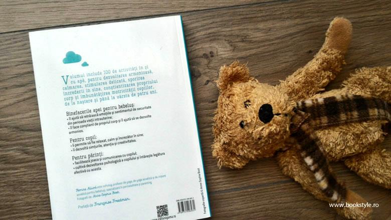 100 de activități cu apă pentru dezvoltarea și relaxarea bebelușului | Gama Parentis ISBN 9789731496931