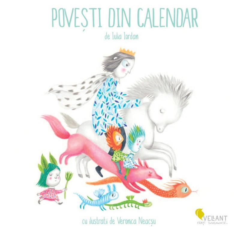 Povesti din calendar, Ilustrator Veronica Neacsu