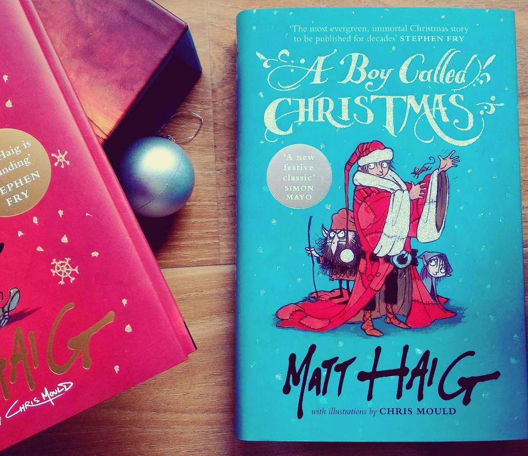 Un băiat numit Crăciun - A Boy Called Christmas, de Matt Haig și Chris Mould. Editura Canongate | Carte engleză