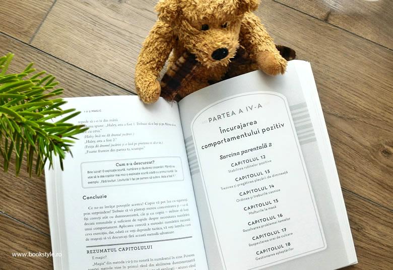1-2-3 Magic. Disciplină eficientă pentru copiii între 2 și 12 ani, de Dr. Thomas W. Phelan | Gama Parentis