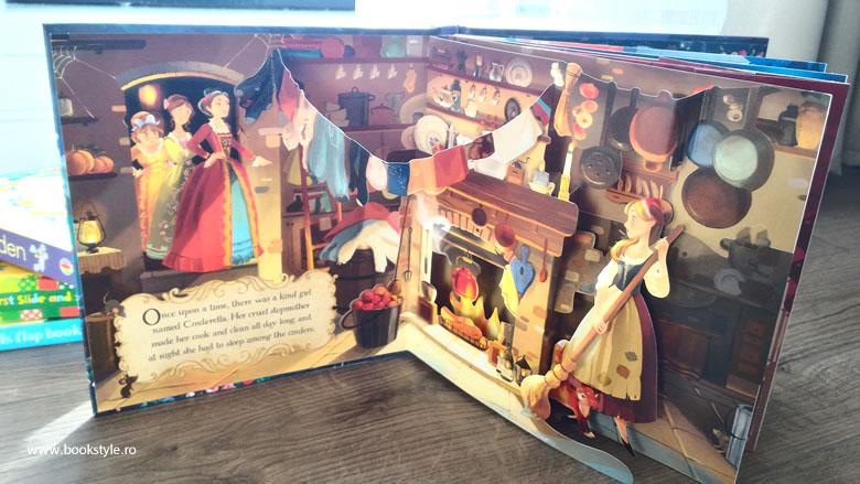 Cinderella Pop-Up Fairy Tale | Usborne ISBN: 9781474939553 Board Book