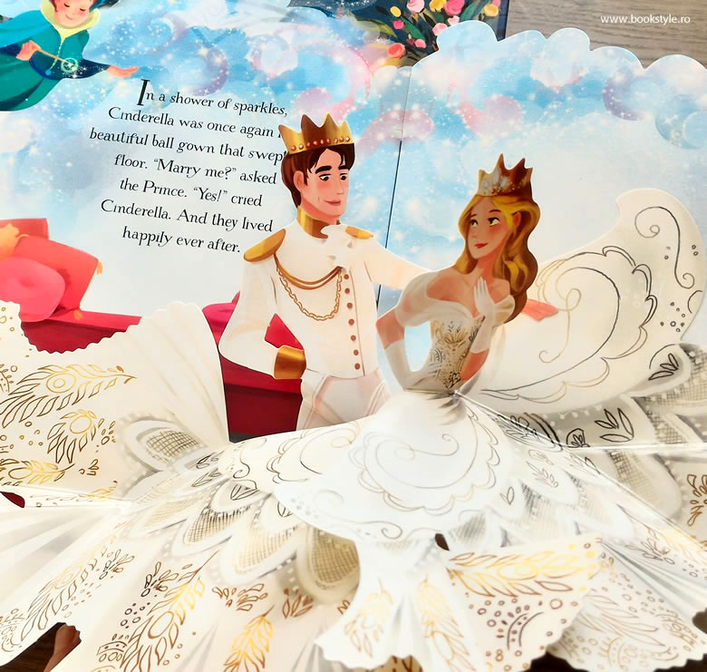Cinderella Pop-Up Fairy Tale | Usborne ISBN: 9781474939553 Board Book