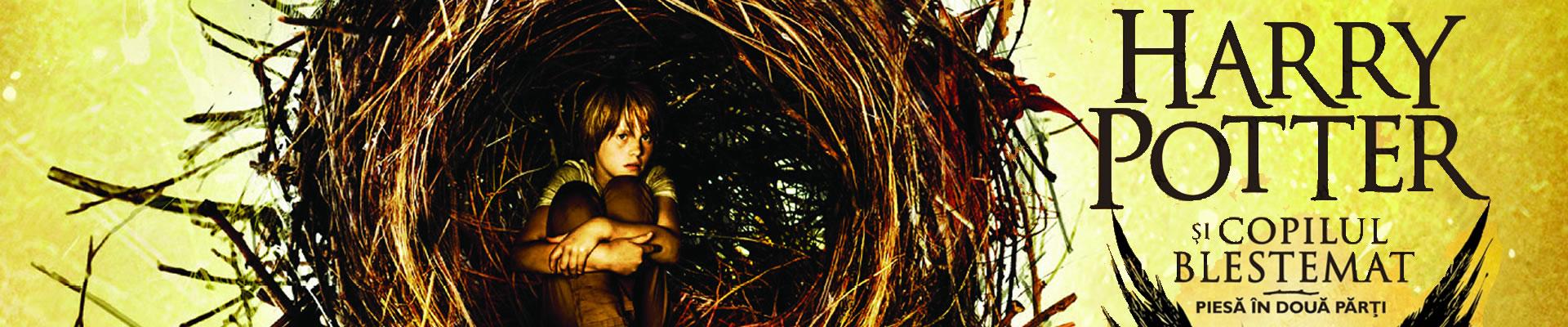 Harry Potter si Copilul Blestemat Editura Arthur