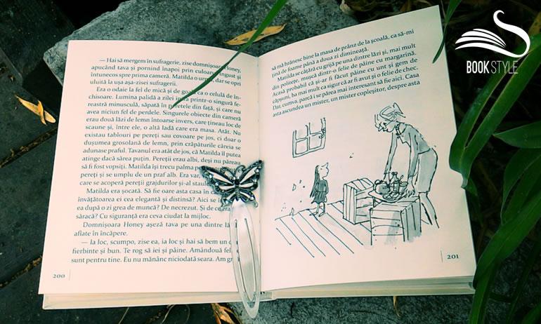 Matilda - Roald Dahl - Editura Arthur