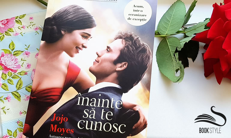 Me before you - Carte Jojo Moyes - Editura Litera - Colectia Blue Moon