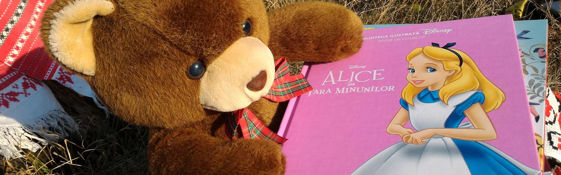 Alice in tara minunilor - Editie de colectie - Editura Litera ISBN: 978-606-33-0725-6