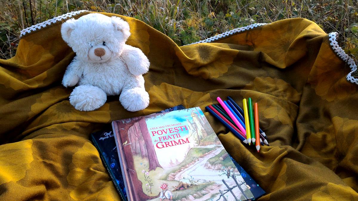 Cele mai frmoase povești de Frații Grimm - Editura Corint Junior ISBN 9789731286815