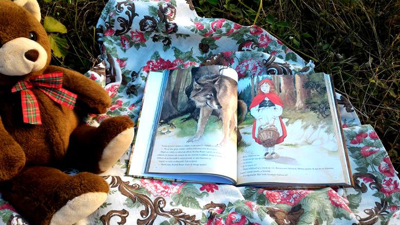 Cele mai frumoase povești de Frații Grimm - Corint Junior - Scufița Roșie