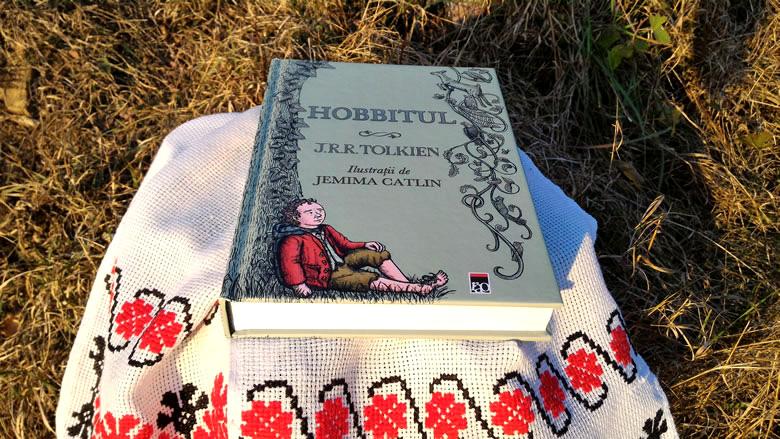Recenzie carte: Hobbitul de JRR Tolkien - fragment carte