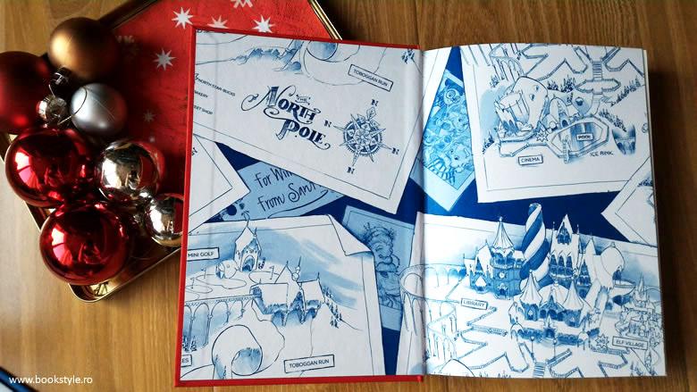 Christmasaurus - Tom Fletcher - Christmas Book - Penguin Puffin - Carte engleza - ISBN 9780141373324 Hardback