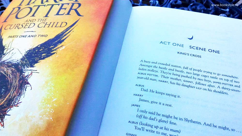 Harry Potter and the Cursed Child. ISBN 9780751565355
