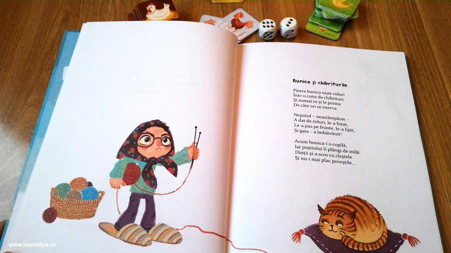 Se muta circul inapoi - Marin Sorescu - Editura Arthur, carte ilustrata ISBN: 978-606-788-10-35