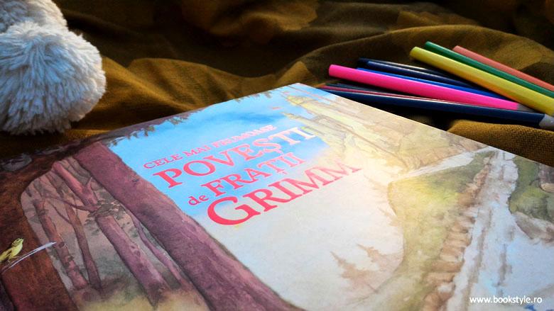 Cele mai frumoase poveşti de Fraţii Grimm, Editura Corint Junior