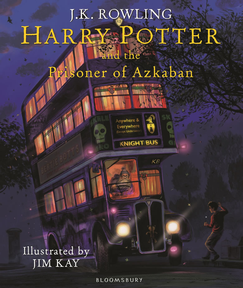 Illustrated Edition of Harry Potter and the Prisoner of Azkaban , Jim Kay, Bloomsbury
