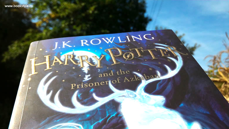 Harry Potter and the Prisoner of Azkaban - Bloomsbury Paperback Edition