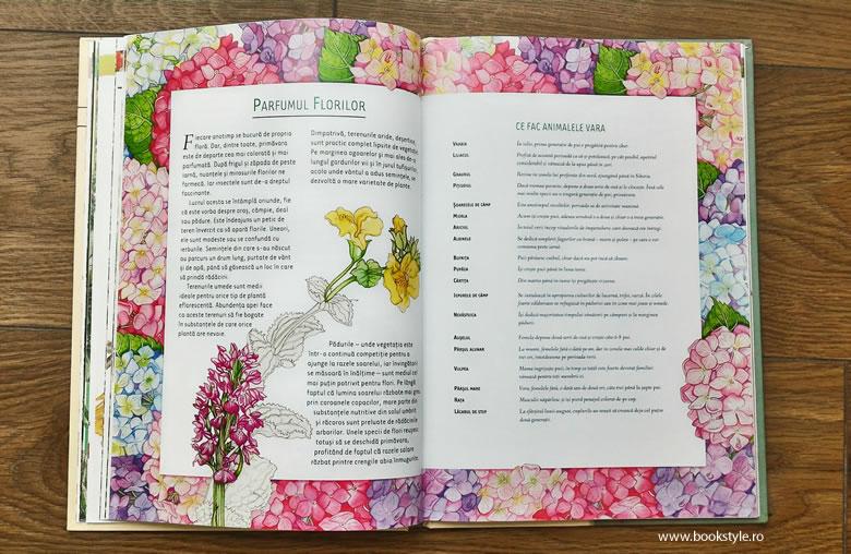 Cea mai frumoasă carte despre viețuitoare. Enciclopedie. Editura Gama. Ghidul micului naturalist ISBN 9789731497266