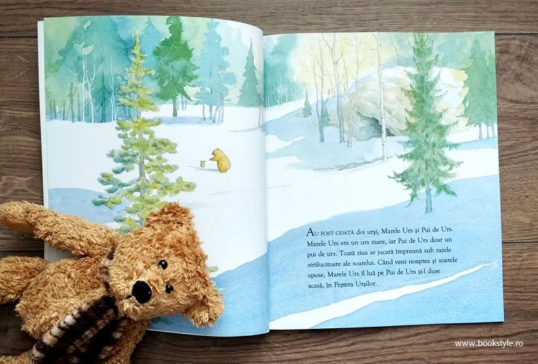 Nu ți-e somn, ursulețule?, de Martin Waddell și Barbara Firth | Editura Cartea Copiilor ISBN: 978-973-88905-8-9