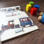 Locomotiva și băiatul ei, de Oana Chiru, Irina Dobrescu - Doxologia Junior ISBN: 978-606-666-439-4