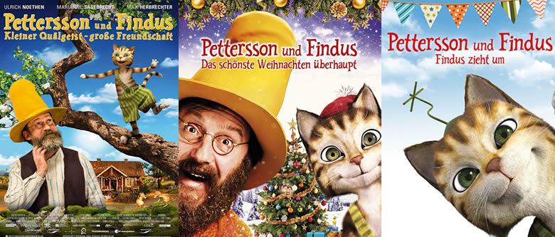 Pettson si Findus - filme animate pentru copii