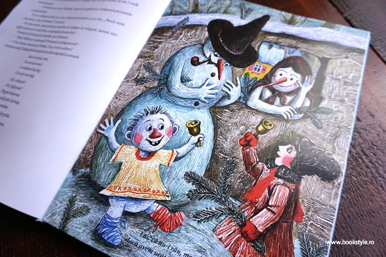 Împărăția lui Ciuboțel, de Spiridon Vangheli - Editura Doxologia Carte audio