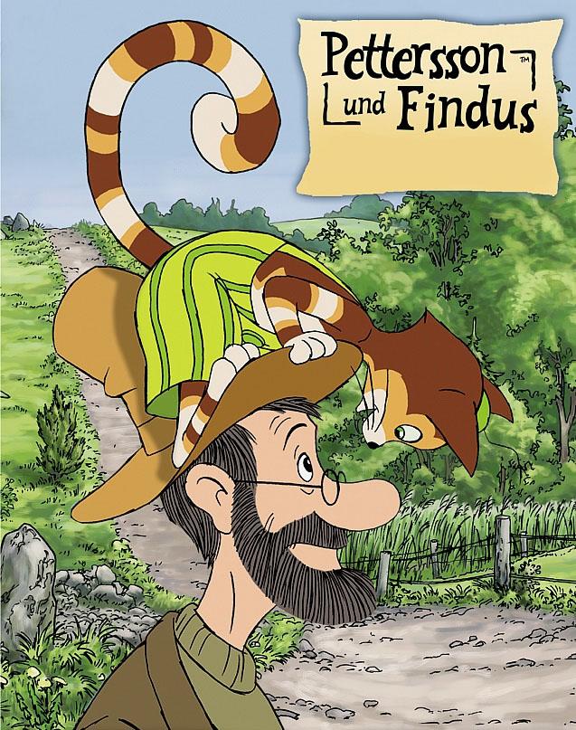 Pettson si Findus - desene animate pentru copii
