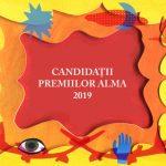 Lista ilustratorilor români, candidați ai Premiilor ALMA 2019 - Premiul Memorial Astrid Lindgren