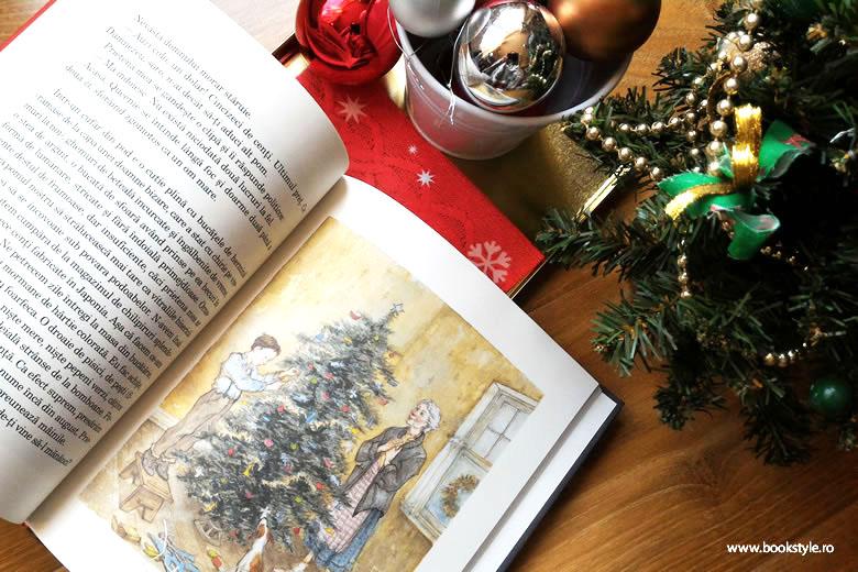 O amintire de Crăciun / A Christmas Memory, Truman Capote - Beth Peck - Editura Arthur ISBN: 9786067104417