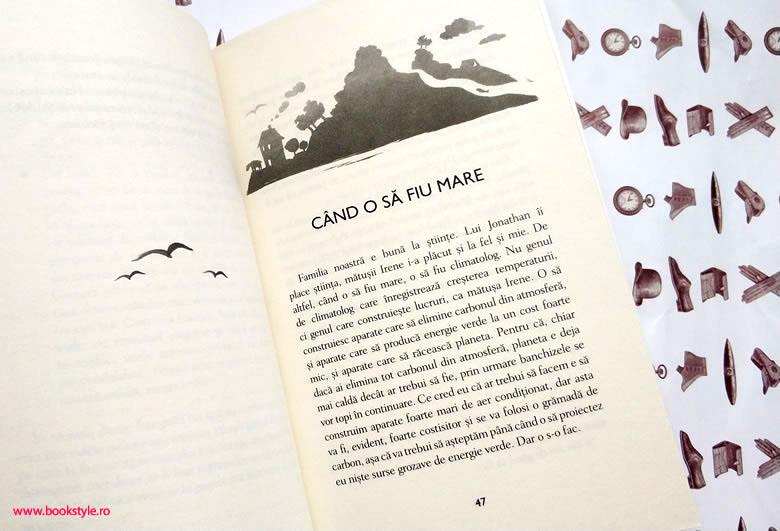 O insulă doar a noastră, de Sally Nicholls - Editura Gama ISBN: 9789731497242