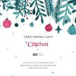 25 de carti pentru copii de oferit cadou in preajma sarbatorilor de iarna