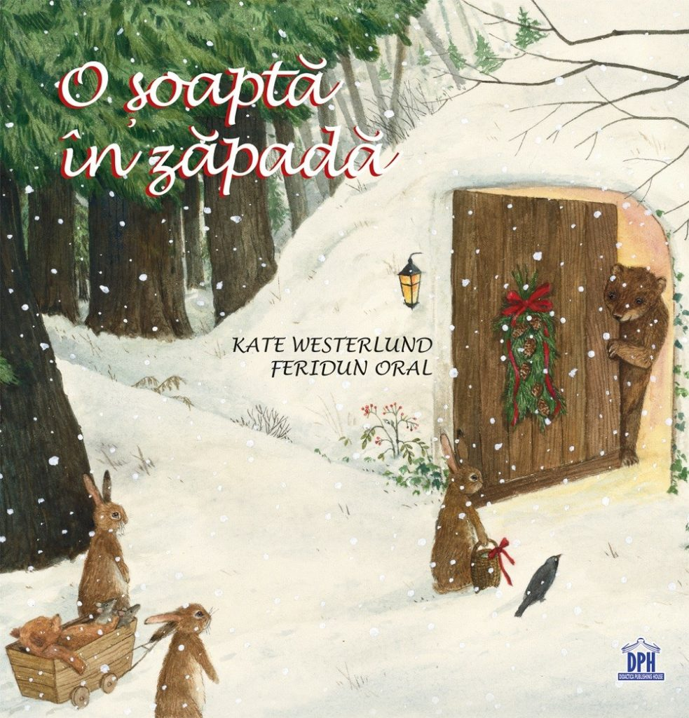 O SOAPTA IN ZAPADA, de Kate Westerlund si Feridun Oral - DPH ISBN: 978-606-683-814-6