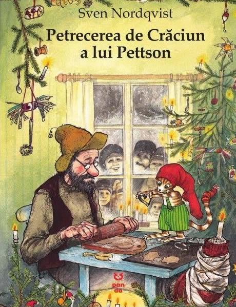 Pettson și Findus. Petrecerea de Crăciun a lui Pettson, de Sven Nordqvist, Pandoram - PanDa