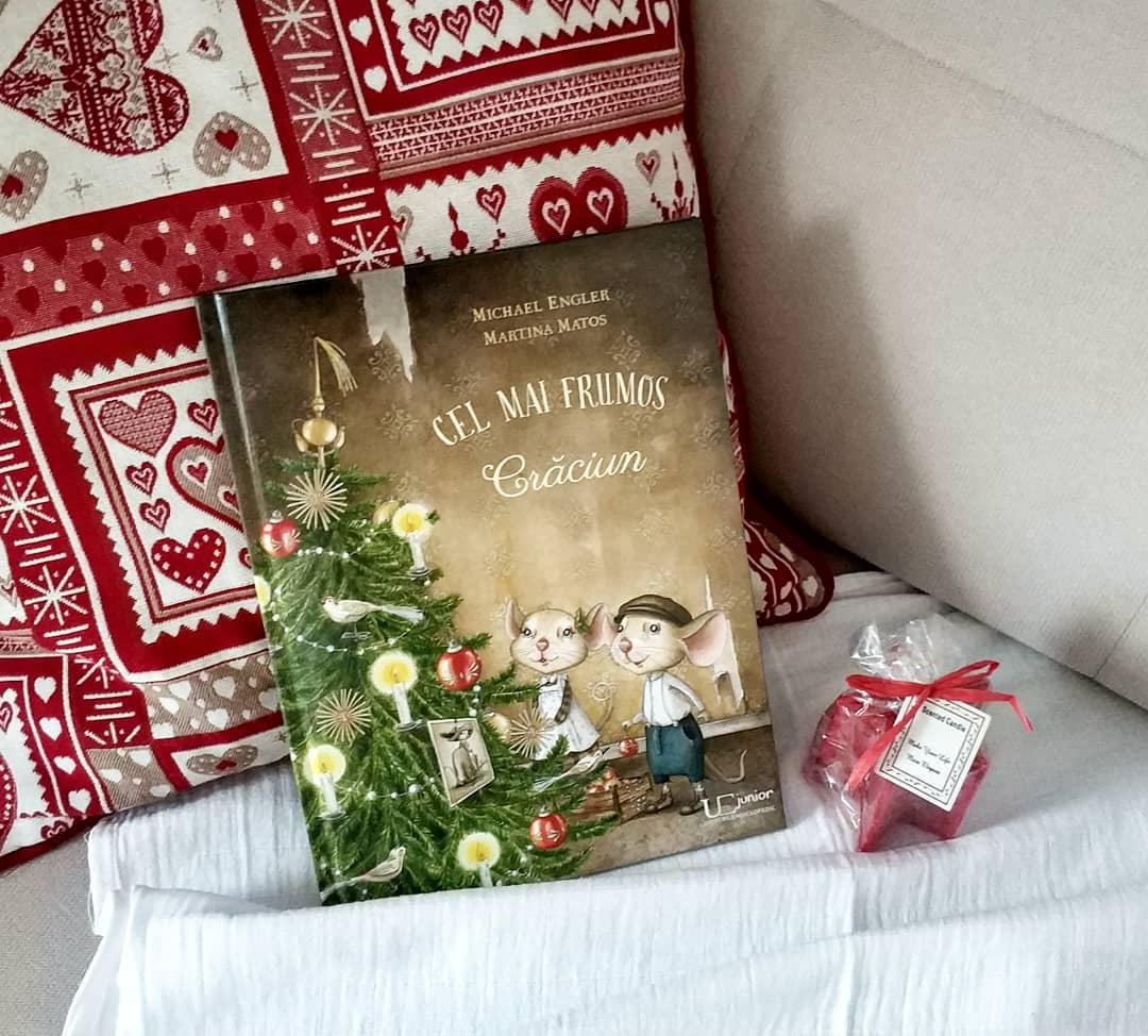 Cel mai frumos Crăciun, de Michael Engler și Martina Matos - Univers Enciclopedic Junior