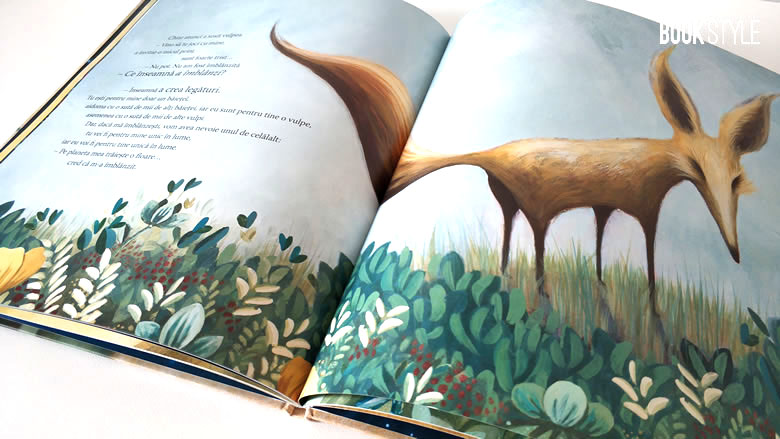 Micul print, de Agnès de Lestrade si Valeria Docampo - Editura Vellant ISBN: 9786069800157